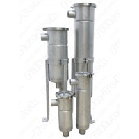 E-series single bag filter veseel