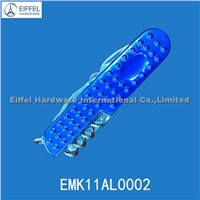 New pocket knife,handle color can be customized(EMK11AL0002)