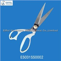 Hight quality 8'' 9.5''10.5''12.5''stainless steel tailor scissors(ESC01SS0002)