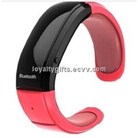 Fashion Lithium Battery Bluetooth Watch Phone with Vibrating Reminder,Support Earphone Anti-Theft