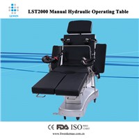 Hospital use hydraulic operating table