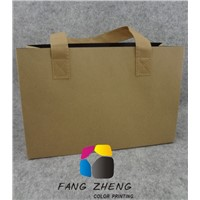 Kraft Paper Bag With Non-woven Rope
