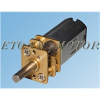 Lock use dc gearbox motor