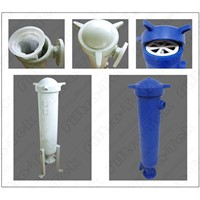 Plastic Bag Filter Vessel