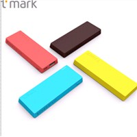 Small Size,Light Weight, Slim Pocket New Arrival High Quality Gift Portable Chocolate Power Bank