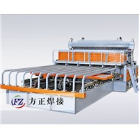 Specialized reinforcing wire mesh welding machine