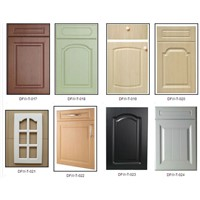 Thermofoil PVC cabinet door