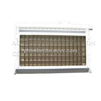 Coffee House used cube ice maker evaporator 6*18