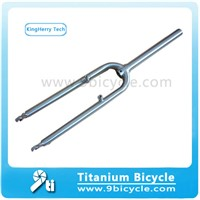 titanium bicycle fork