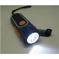 LED Torch Outdoor Strong Flashlight Rechargerable LED Lamp