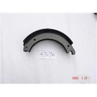 Brake Shoe 4707Q steel for heavy trucks