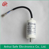 CBB60 450V 4uF water pump capacitor