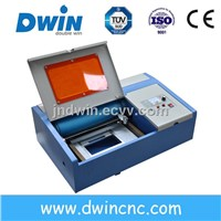 DW40 rubber seal laser making machine