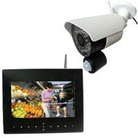 Digital Wireless DVR Monitoring System
