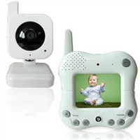 Digital wireless baby monitor