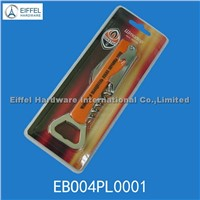 Promotional bottle opener with blister packing(EBO04PL0001)