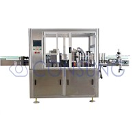 Linear Hot Melt OPP Labeling Machine