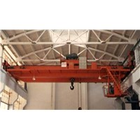 Hot Sale 32ton Electric Double Beam Bridge Crane Price With Remote Control