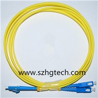 SM Duplex SC/LC Fiber Optic Patch Cord
