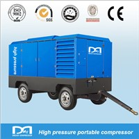 High Quality Portable Screw Air Compressor