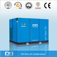 Dream oil free Screw air compressor