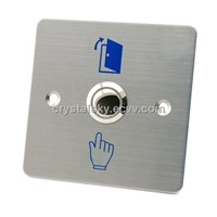 Stainless Steel Access Control Door Release Button Exit Push Button