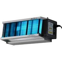 Upper Room UVGI Air Disinfection Fixture
