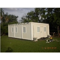 20ft Low Cost Living Container House
