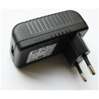 wireless USB power adapter 5V 1A /2.1A 12V 1A for phone