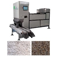 Quartz Sand CCD Color Sorter Machine