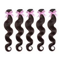 "Queen human hair products brazilian virgin hair Extensions 14""16""18""20""cheap weaving hair extension"