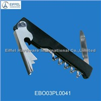 Promotional corkscrew with ABS handle(EBO03PL0041)
