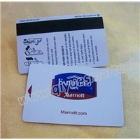 Magnetic Hotel Key Card