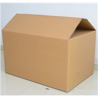 corrugated paper moving box