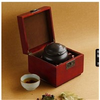 wood tea gift box for customized design