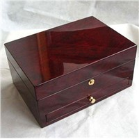 wooden gift box design