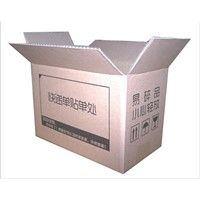 corrugated storge box for customized design