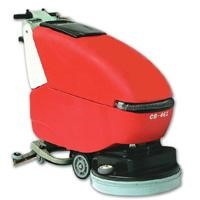 Battery type walk behind/ hand push/  floor scrubber dryers driers