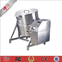 industry commercial induction soup cooker machine