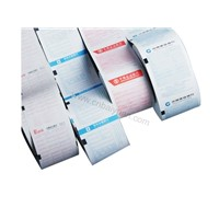 ATM paper/ bank paper/thermal paper roll /pre-printed paper atm