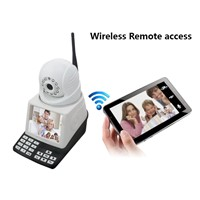 wanscam hw0035 free mobile phone video call ip camera