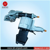 KZLY-32G high tensile steel strappings machine
