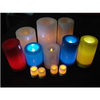 2014 HOT SALE Rechargeable Led Candle