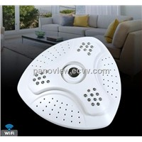 180/360 degree Wifi Fisheye camera