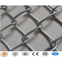 galvanized or pvc coated diamond mesh fence factory