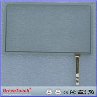4 wire resistive touch screen 7 inches