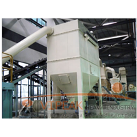DMC Pulse Bag Dust Catcher equipment DMC Pulse Ba Dust Catcher production company