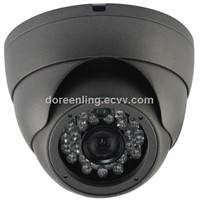 Vandalproof IR HD- IP Dome Camera