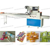 High Speed Flow Wrapping Machine For Food
