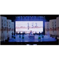 P7.62 indoor  full color indoor LED display